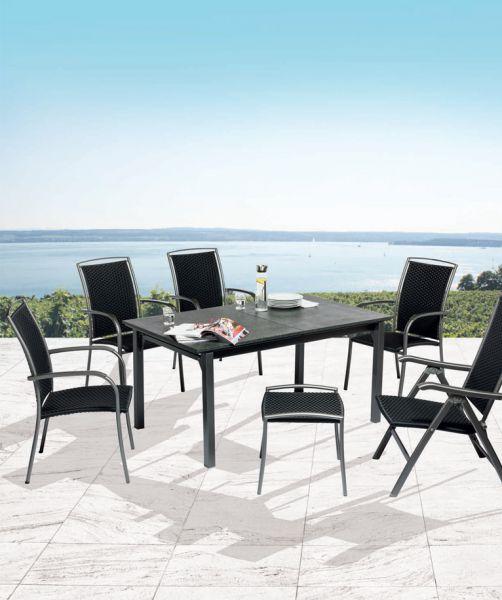 arcio hocker beistelltisch farbe champagner mocca. Black Bedroom Furniture Sets. Home Design Ideas